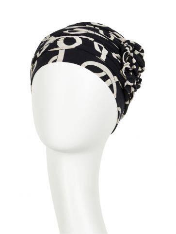 Lotus turban - printed Christine Headwear