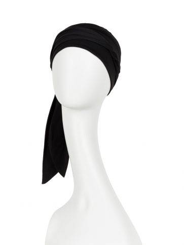 B.B. Beatrice turban with ribbons - Shop brand