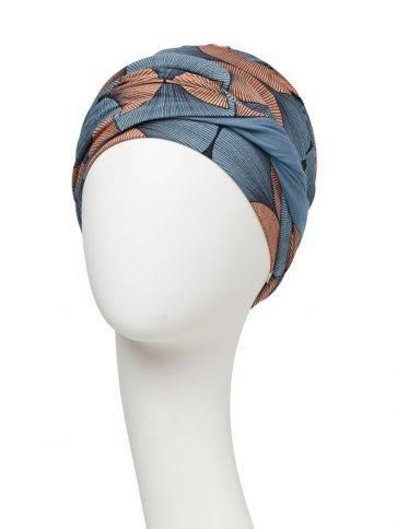 Shakti turban - printed Christine Headwear